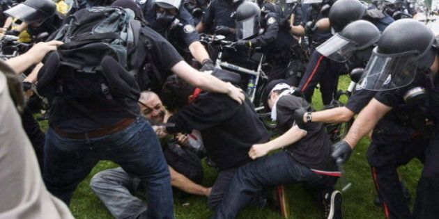 Toronto G20 Policing Too Aggressive, Judge