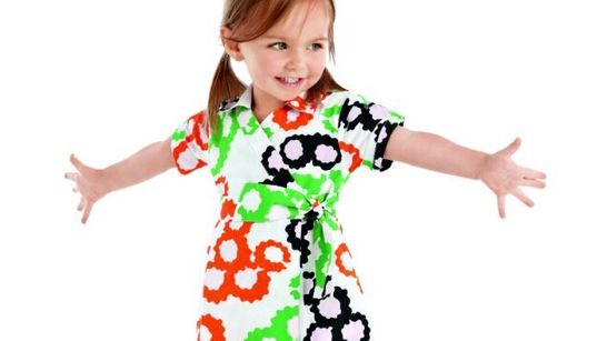 DVF For GapKids: A Sneak Peek At The New Line