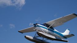 Yellowknife Plane Hit With Bullet