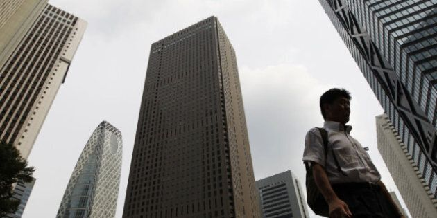 Japan's Economy Shrinks Again As Country Struggles With Tsunami