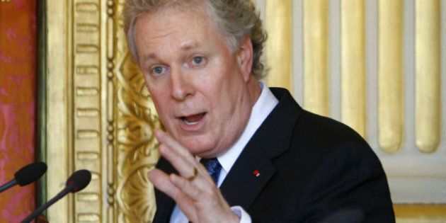 Charest Wants Quebec Recognized As Nation Under Constitution.. Some