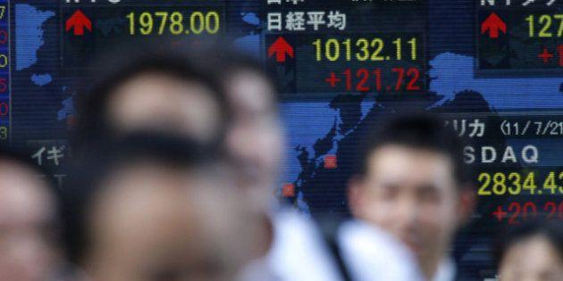 World Markets Start Off Week On Firm