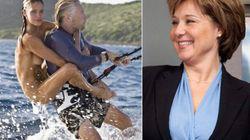 Branson Offers B.C. Premier Naked Kitesurf