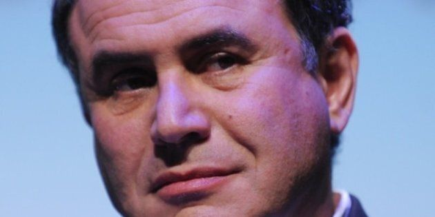 Nouriel Roubini, Ex-Clinton Adviser And Economics Guru: Global Recession Risk Higher Than 50 Per