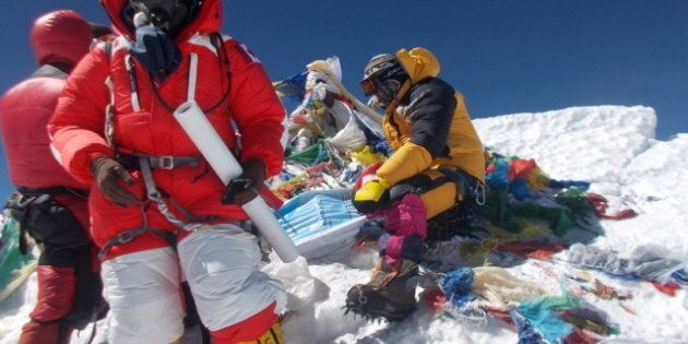 Shriya Shah-Klorfine Everest Death: Canadian Climber's Body Taken Off From Mountain By