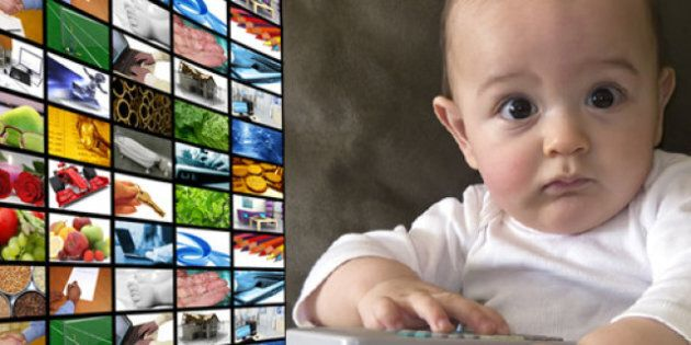 Screen Time: Too Many Screens For Canadian Kids, Not Enough