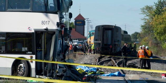 Ottawa Bus Crash: Via Train's Horn Not Used Due To Municipal
