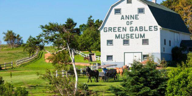 Anne of Green Gables Museum, Park Corner, Prince Edward Island, Canada