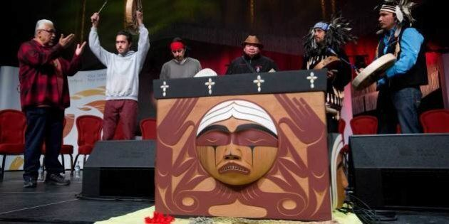 Truth And Reconciliation Commission: B.C. Proclamation Acknowledges