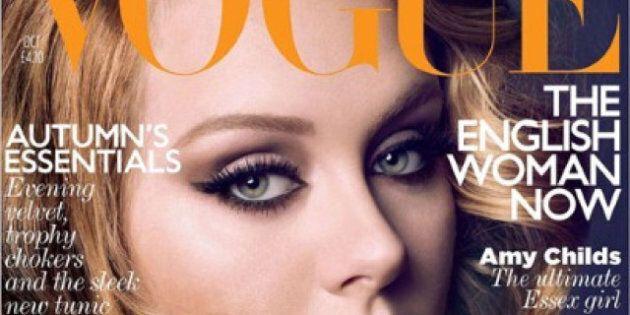 Vogue's Depiction of Female Athletes? Last