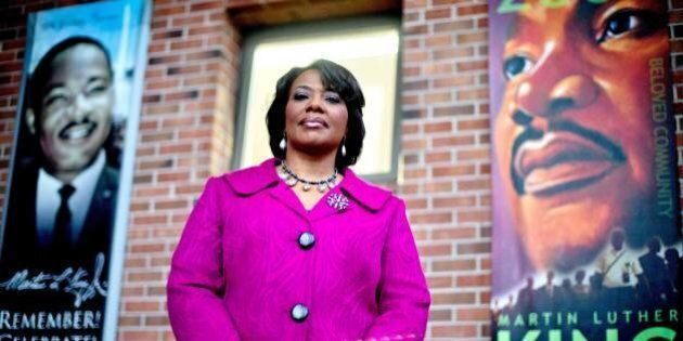 Bernice King, Truth And Reconciliation Commission Speaker, Calls Out Economic