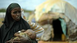 East African Famine: From Britain, a Model of