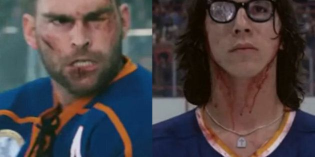 Goon vs. Slap Shot: NHL Stars Say There's Only One Great Hockey
