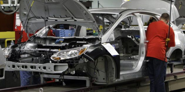 Manufacturing sales fell 1.5 per cent in June, Statistics Canada