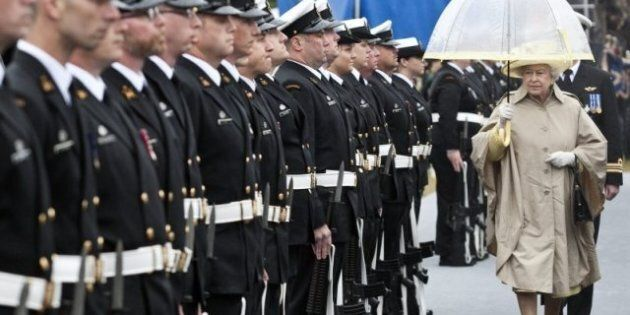 Royal Namechange: Twitter Reacts To Canadian Navy, Air Force