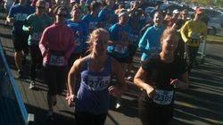 LOOK: Run Has Record Breaking
