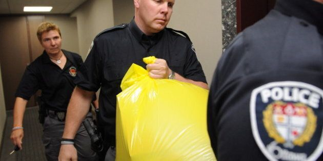 Foot Mailed To Conservatives In Ottawa Linked To Severed Hand, Torso Found In Montreal