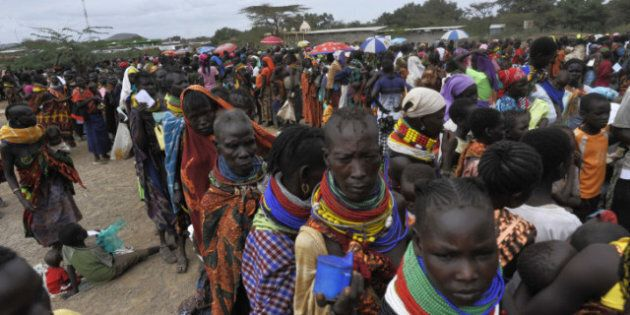East Africa Famine: Time for a Co-ordinated Appeal in
