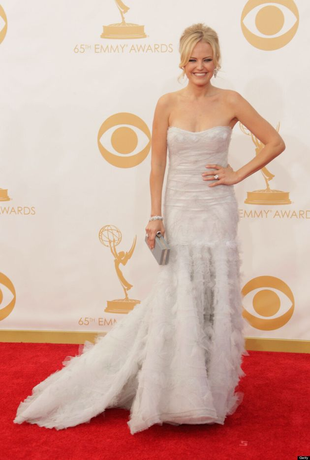 Malin Akerman Emmys 2013: 'Watchmen' Star Does Canadians Proud On Red Carpet
