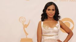 Kerry Washington Goes Unusual Route For