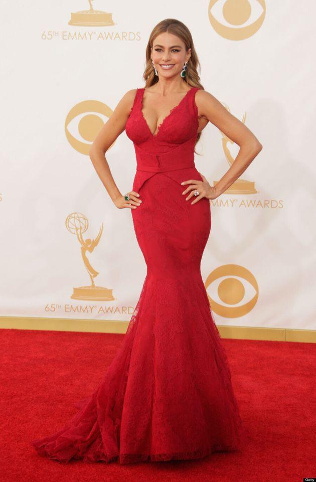 Sofia Vergara Emmys 2013: 'Modern Family' Star Reveals How She's Not Glamorous At All