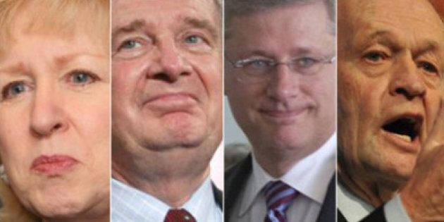 Stephen Harper Makes Big Gains On Ranking Of Canada's Best Prime