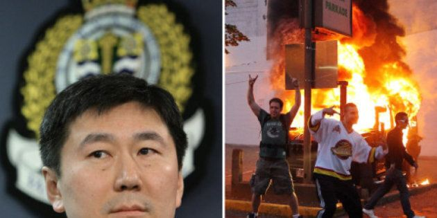 Vancouver's Stanley Cup Riots Not Comparable To London, Say