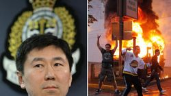 Police: Vancouver, London Riots Not