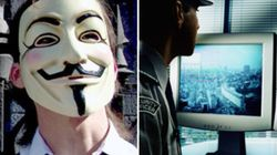 Anonymous Hack Police Over Online Surveillance