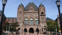 Injured Workers Occupy Ontario Politicians'