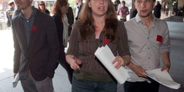 Quebec Student Protest Talks Fall