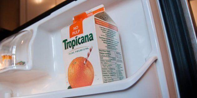 Tropicana Lawsuit: Company Slammed Over 'All Natural'