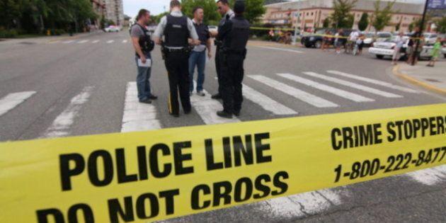 Kelowna Gang Shooting Victim