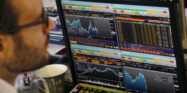 TSX, Dow Plunge Deep Into The