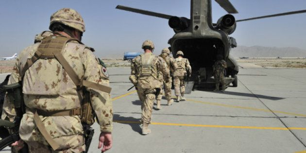 Canada's Air Wing In Kandahar Ends Mission, Coming