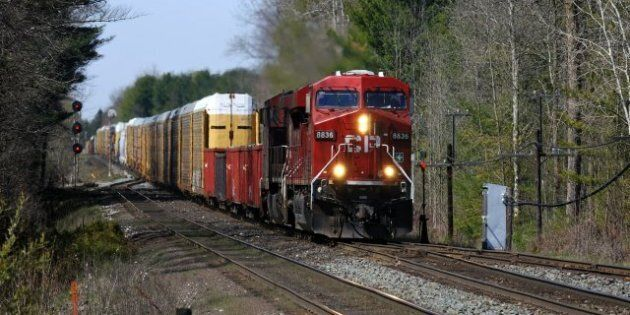 CP Rail Back-To-Work Legislation Passes House Of