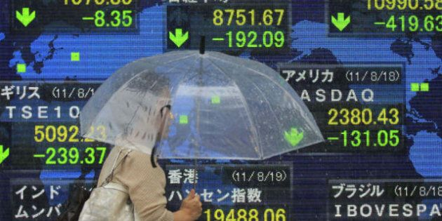 Stock markets continue slide on US recession worries and ongoing European debt