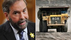 Why Mulcair Is Attacking The
