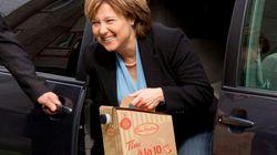 Christy Clark Banks On Jobs In