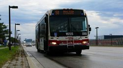 Feud On Toronto Bus Leads To