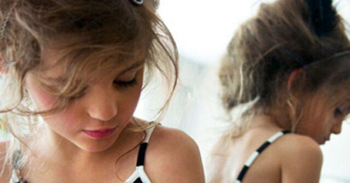 Little Girls Wearing Bras  Huffpost Canada-4458