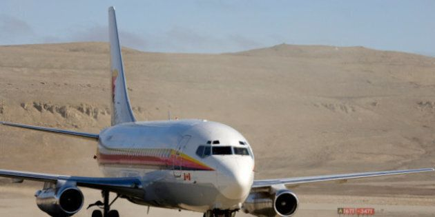 Resolute Bay Plane Crash Probe