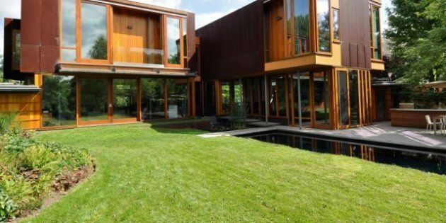 House Of The Week: 'Weathering Steel' House A Study In Modernist Ambition