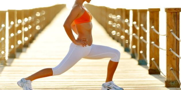 Fitness Trends In 2012: How To Get Moving This