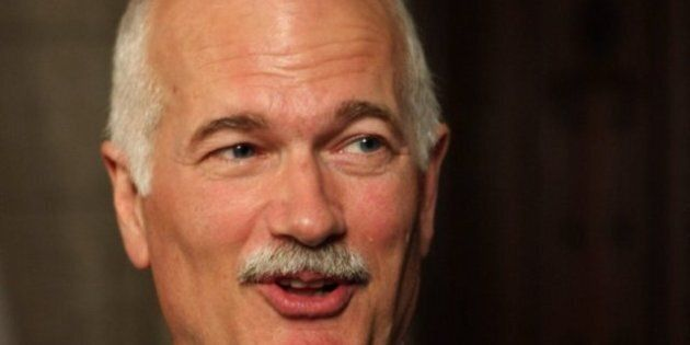 Jack Layton: Fighting the Good
