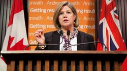 Ontario Tory Delegate Mocks NDP Leader's