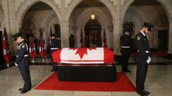 Ottawa Pays Tribute To