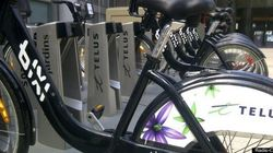 Bixi Bike-Sharing In