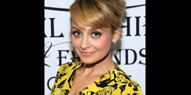 Nicole Richie's Style Tip: Colour Instantly Makes An Outfit