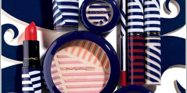 MAC 'Hey, Sailor' Collection: MAC Goes Nautical For Summer 2012